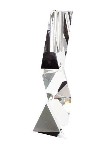 NARUMI(ナルミ) 花瓶 グラスワークス スペクトル クリア 高さ36.2cm GW1000-12012 B00CHJBIWG