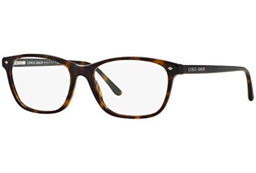 Giorgio Armani Montures de lunettes 7021 Pour Femme Black, 52mm 5026   Tortoise 1d10d4c3652d