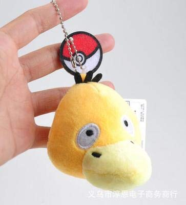 MINX 7 CM Pikachu muñeco de Peluche de Peluche Llavero de ...