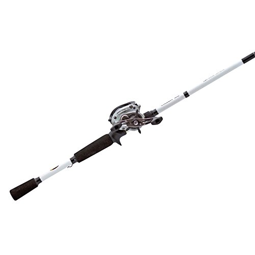 Lew's Fishing Laser MG Baitcast Combo, 6' 6