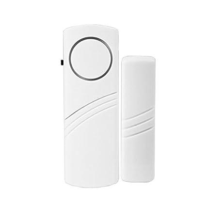 UEETEK Inalámbrico Home Driveway sensor de movimiento Alerta Sistema de alarma Door Window Chime detector de