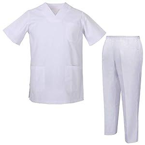 MISEMIYA - Uniformes Sanitarios Unisex Uniformes Médicos Enfermera Ddentistas Ref.T817883 10