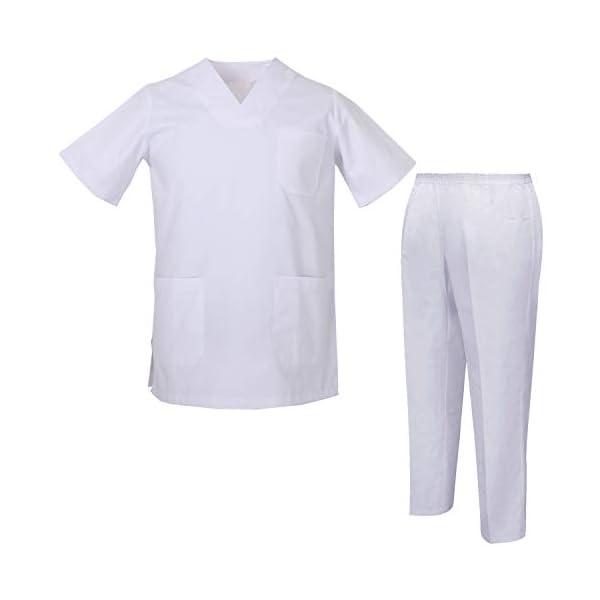 MISEMIYA - Uniformes Sanitarios Unisex Uniformes Médicos Enfermera Ddentistas Ref.T817883 1