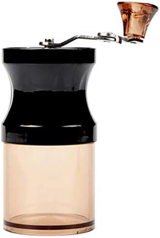 LAY Molinillo de café Manual Retro Especias Granos de café cónico portátil de Viaje a casa Manual núcleo de molienda de cerámica: Amazon.es: Deportes y aire libre