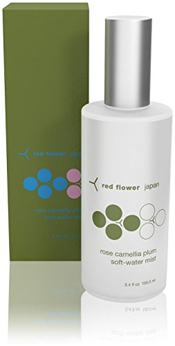 Red Flower Rose Camellia Plum Soft,water Mist, 3.4 oz by Red Flower