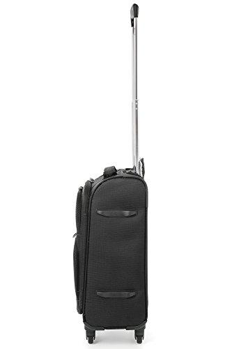 f367396222da Aerolite Super Lightweight Luggage Trolley Suitcases, 4 Wheel ...