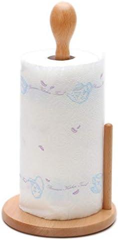 sin perforaciones para guardar toallas y accesorios de ba/ño plata Weilov Portarrollos de papel para el hogar y la cocina