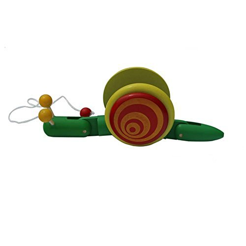 Nothing but Quality: Pull-Along Snail ()