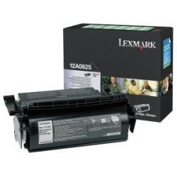 12a0825 High Yield Toner - LEX12A0825 - Lexmark 12A0825 High-Yield Toner