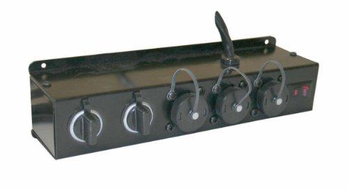 Sensor-1 S1-POWERSTRIP Power Strip for Case/John Deere/New Holland/Ford/Agco/Cat Tractors (Power Deere Outlet John)