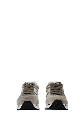 Pelaje EU Conny Gris CONNY26 PREMIATA Sneakers Mujer gawvvq