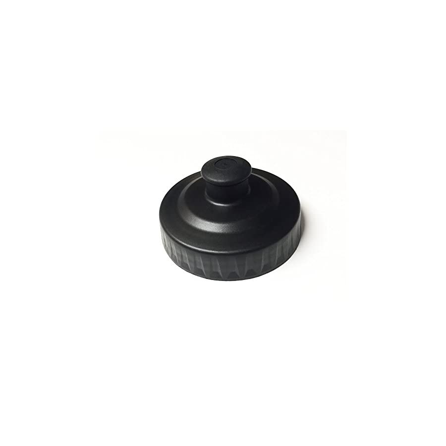 Specialized Replacement Water Bottle Cap Black 2 Pack Road Mountian CX
