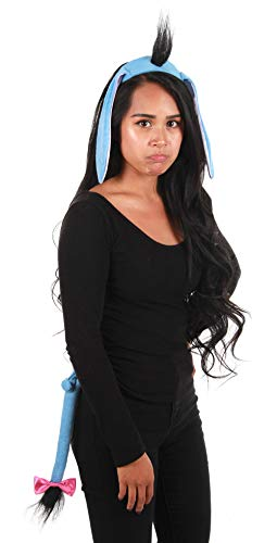 Cheap Diy Adult Costumes (elope Winnie the Pooh Eeyore Costume Ears Headband and)