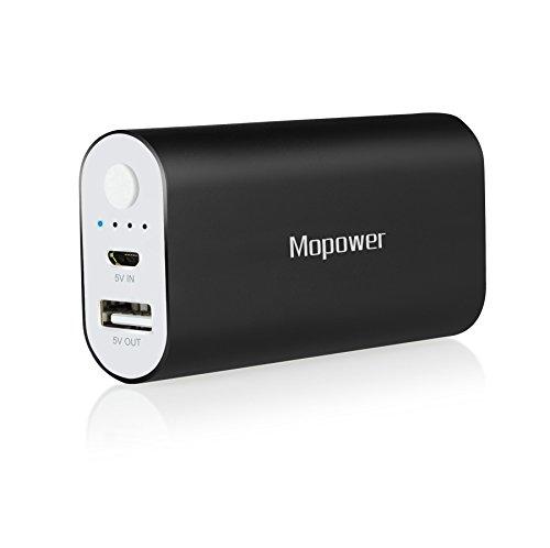 Portable Mopower Pocket Sized Aluminum External