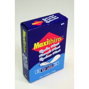 Maxithins Pad (case of 250)