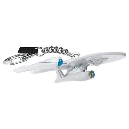 Star Trek Keychain USS Enterprise NCC-1701 (2009 Movie Version)
