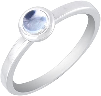 silver steel Size 9 Woman/'s Ring Costume Jewelry. clear stone 2010 Oval metal band