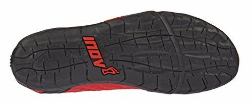 Inov-8 Mens Bare-XF 210 V2 - Barefoot Minimalist Cross Training Shoes - Zero Drop - Wide Toe Box - Versatile Shoe for Powerlifting & Gym - Calisthenics & Martial Arts - Black/Red 8 M US by Inov-8 (Image #3)