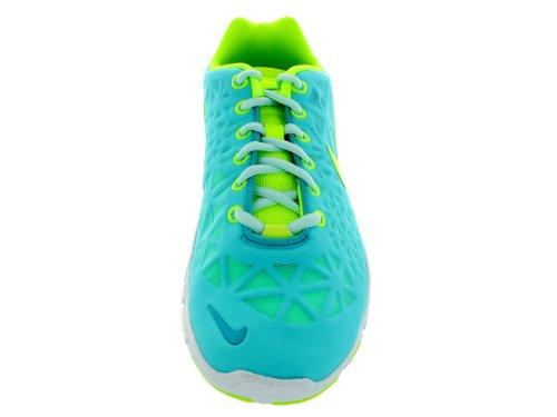 Nike Schuhe Damen Wmns nike free tr fit 3 Gamma blue/volt-tl tnt-mnrl tl, Größe Nike:8.5