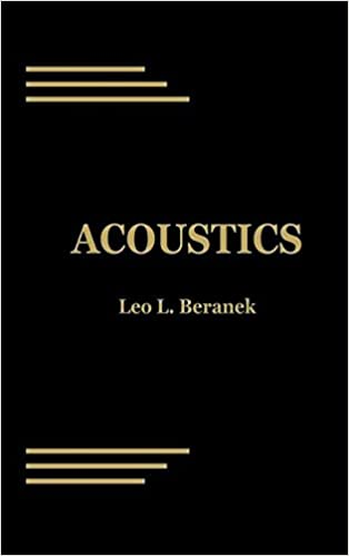 Risultati immagini per leo beranek acoustics