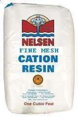 0.5' Ceramic Cartridge (Fine Mesh High-Capacity Water Softener Resin, (.5 Cu. Ft.))