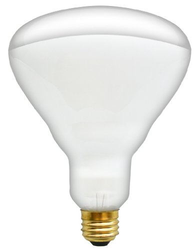 Incandescent Reflector BR40 120W E26 Base (Pack of - Reflector Br40 Incandescent