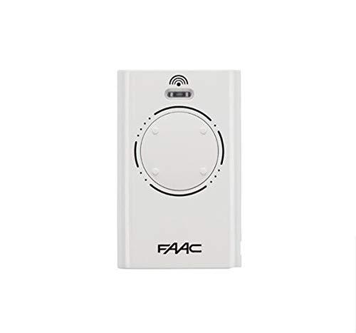 2PCS for FAAC XT4 868 SLH LR (XT4 868SLH) Garage Door Remote Control gate Opener (Garage Door Opener Remote Won T Program)