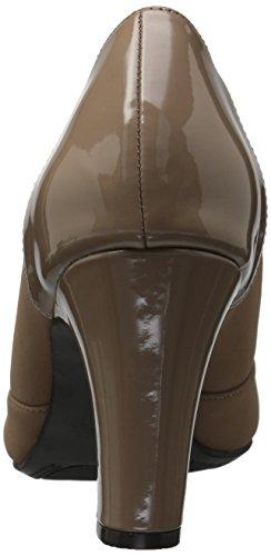 LifeStride Women's Celeste Dress Pump, Mushroom, 9 W US by LifeStride (Image #2)
