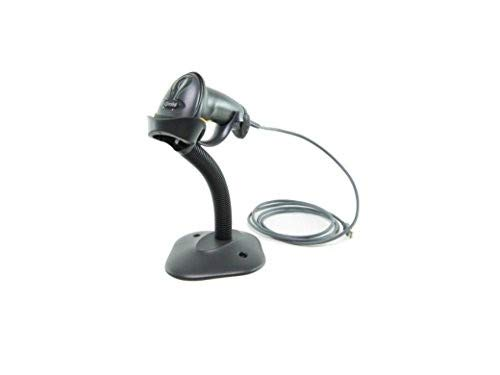 Lowest Price! (Formerly Motorola Symbol) LS2208 Digital Handheld Barcode Scanner with Stand and USB ...