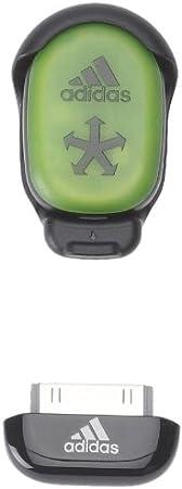 TALLA NS. adidas V42038 Micoach - Sensor de Velocidad, Color Negro
