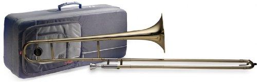 Stagg 77-TA/SC  Tenor Slide Trombone with Soft Case