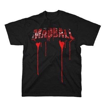 Merch Direct Madball - Blood Red - T-Shirt - BLA - SM