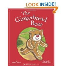 Gingerbread Bear - 4