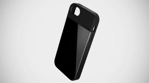 Lunatik FLK5-001 Flak Dual-Layer Protection for iPhone 5 / iPhone 5S - 1 Pack - Retail Packaging - Black