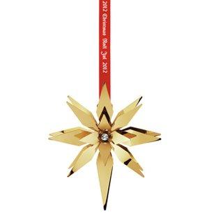 (Georg Jensen Christmas Ornament 2012 - Bethlehem Star)