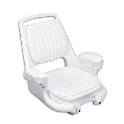 Moeller Replacement White Cushion Set for 2080 Seat by Moeller Marine