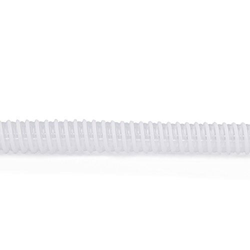 Slimline White High Performance 15mm CPAP Tubing with Ergonomic Cuff (3-Pack) by Vaunn (Image #3)