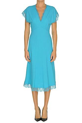 Acétate Claire Bleu Mcglvs0000005115e Scervino Ermanno Robe Femme T7wq4vxnX6