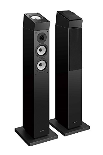 onkyo dolby atmos speakers. onkyo dolby atmos-enabled speakers (2 units) black d-309h (b) onkyo atmos o