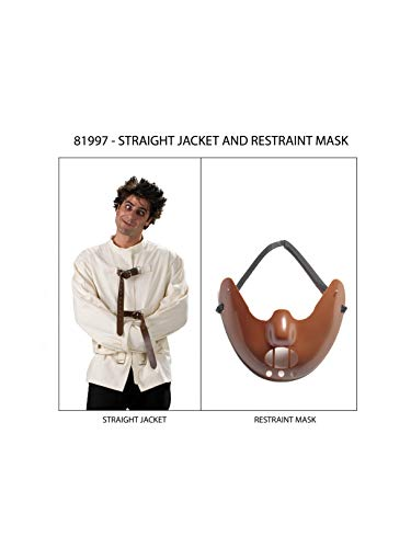 Unknown - Straight Jacket and Restraint Mask - (One Size) -