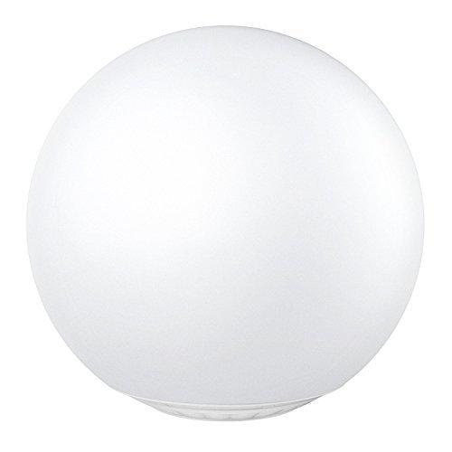 White Ball Outdoor Lighting