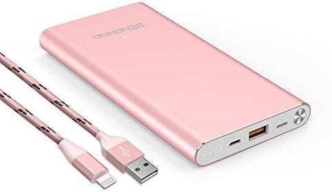 Portable 10000mAh External BENANNA Compatible