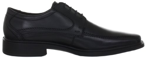 Ecco Mens New Jersey Kant Oxfords Zwart