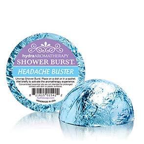 (hydraAromatherapy Headache Buster Shower Burst)