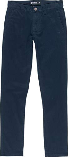 Element Men's Howland Classic Chino Eclipse Navy 34