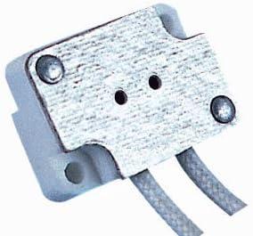 35 G 6,35 gx6 2 Piece 230v//300w g6 35 Bulb Pin Socket Lamp Varytec