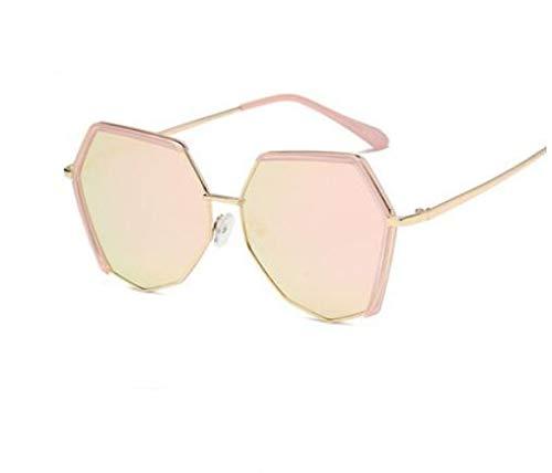 Ligero Mujeres Sol de B Moda Nueva Hombre Gran para H Poligonal Ultra de Gafas Lente TR90 Gafas polarizada KOMNY y tamaño Moda 80nxw8P