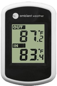 Ambient Weather WS-40-C Wireless Additional Console for WS-4