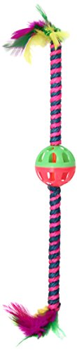 image Bow Wow Feather Teaser Cat Toy