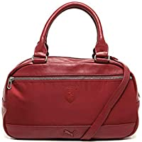 BOLSA FEM PUMA SF LS HANDBAG 075510-02 UNICO BORDO